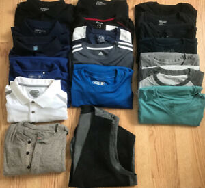 **MEN'S LOT OF SIZE XL CLOTHING FOR SALE**