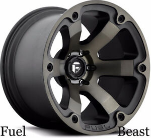 Extreme FUEL rims now from ONLY $1199 set of 4 !!