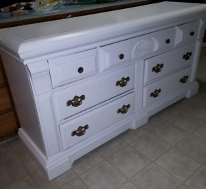 Large 7 Drawer Dresser