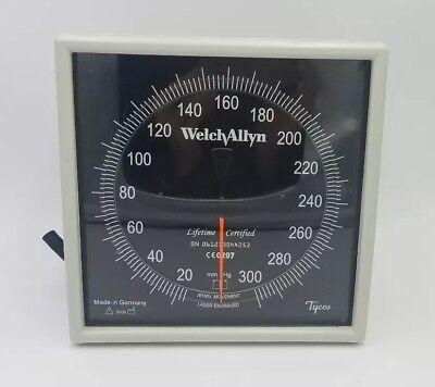 Welch Allyn Ce0297 Tycos Blood Pressure Meter Sphygmomanometer
