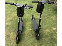 E9 PRO Folding Electric Scooter Adult Max Speed 30kmh Intelligent BMS Range 25km With APP