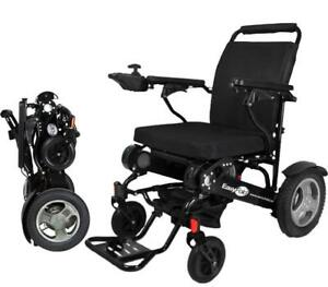 Save up $1,100 off an EasyFold - The Foldable Portable Power Wheelchairs