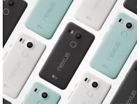 LG Nexus 5X 32GB Unlocked sim free by google- GRADED