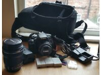 Canon EOS 650D with Loads of Extras