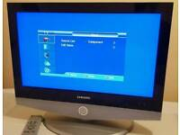 "Samsung LE23R41B - 23"" LCD TV - widescreen - 720p - HDTV monitor / cash or swaps"