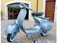 1957 VESPA 150 VB1T – Fully restored !!!!