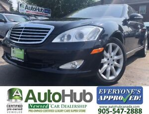 2007 Mercedes-Benz S-Class S550-TOP OF THE LINE