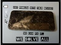 iPhone Repairs at We Solve All