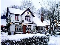 Gastro Pub Supervisor - Experience Required - Pinner