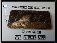 iPhone Repairs at We Solve All