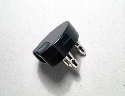 ADAPTADOR CABLE TELEFONO TRIPOLAR ENCHUFE MODULAR RJ11 6 PINES 2 CONTACTOS PLUG