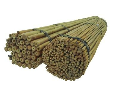 bamboo stakes 45 cm 6/8 mm * 100 pcs, bamboo canes , poles ()