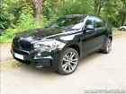 BMW X6 F16 xDrive40d 313PS Test
