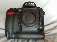 Nikon D3 Full Frame Camera Body