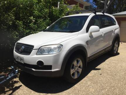 Holden Captiva Hope Valley Tea Tree Gully Area Preview