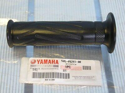 GENUINE <em>YAMAHA</em> YBR125 LH HANDLEBAR GRIP