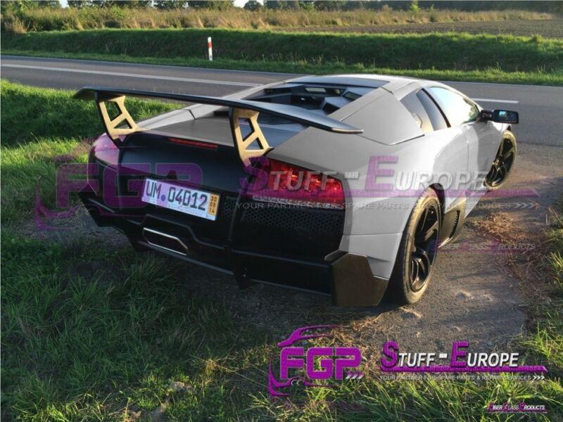 Murcielago LP670 670-4 rear bumper for Lamborghini