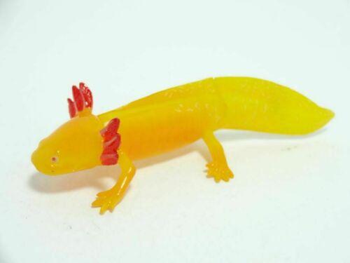 Retired Kaiyodo Axolotl Mexican salamander PVC mini figure figurine Model B