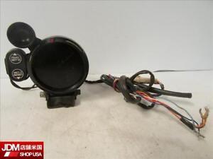 JDM Defi Step Master STS26A 11000 RPM Tachometer Tach Gauge w/ Shift Light