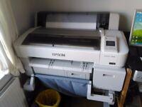 "Epson 24"" Wide Format Printer"