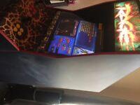 Atari Primal Rage Arcade Machine Cabinet Upright