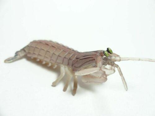 Retired Yujin mantis shrimp PVC mini Figurine Figure Model RARE