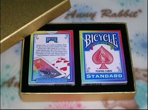 1 2 3 decks for magic trick cards on america