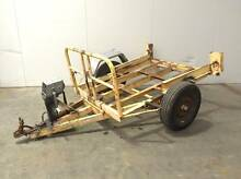 Single Axle Tilting Compactor Trailer 1TQG598 Welshpool Canning Area Preview