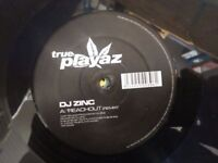 Over 400 Vinyls LP EP