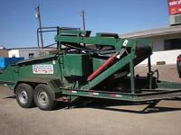 2005 Packer 750 Horizontal Grinder