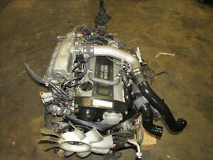 JDM 93-98 Nissan Skyline R33 GTS-T 2.5L S2 RB25DET Engine & 5 Speed Manual Trans