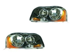 2003-2013-Volvo-XC90-Head-Lights-Lamps-Halogen-Driver-amp-Passenger-Side-LH-RH