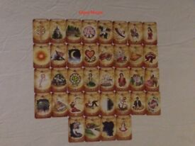 GipsyMagic Lenormand Deck (not Tarot Cards)