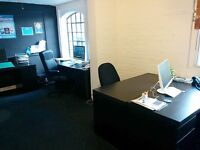 Great desk space in North Laine – £200 per month