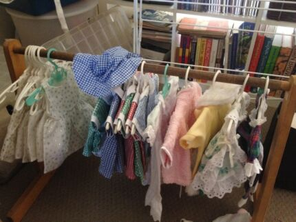 BABY BORN DOLL DRESSES & OUTFITS (he271)