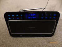 Magicbox Nocturne XP-2 iPod/iPhone Dock/DAB radio/FM radio/Internet radio/remote