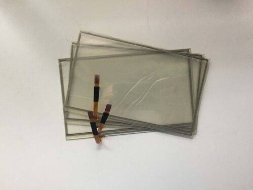 1pc For  Fujitsu LCD NC01101-T081 Touch Screen Glass