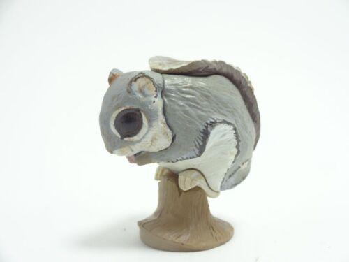 Kaiyodo Sugar glider Siberian flying squirrel PVC Mini Figurine Figure
