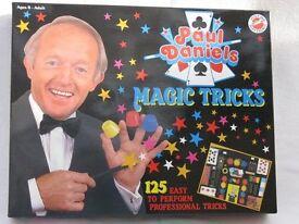Paul Daniels Magic Tricks