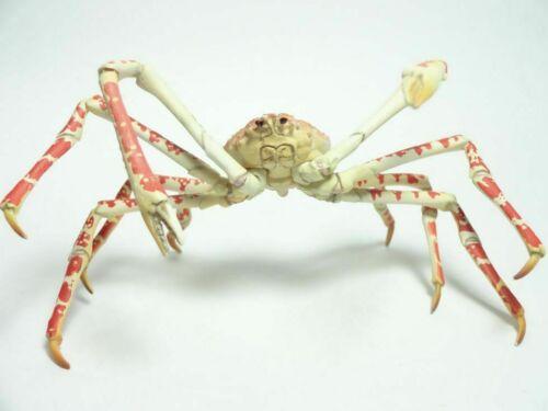 Retired RARE Yujin Kaiyodo Japanese spider crab PVC Figure Figurine Model