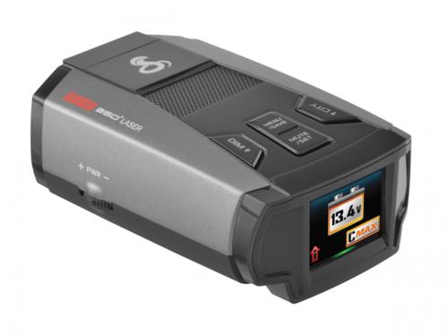 Cobra SPX 7700 Radar/Laser Detector w/ Color OLED Display & Voice Alert