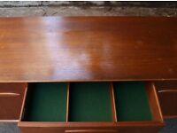 Retro 1960 s Teak Sideboard