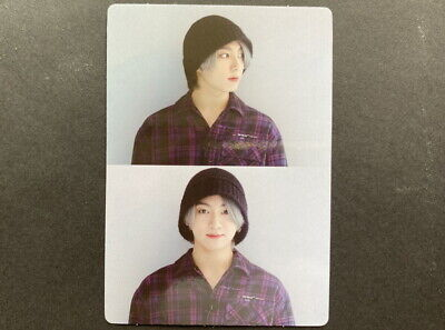 BTS-OFFICIAL MERCH BOX 3 PHOTO CARD JUNGKOOK