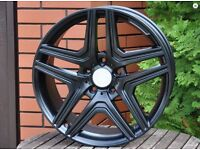 New 20 Inch Rims for Mercedes G Class G63 G65 AMG 5x130 ET50 W463 style set R20