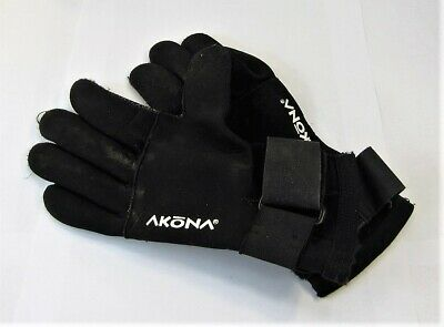 Akona Quantum Stretch Gloves Scuba Diving Snorkeling 3.5mm AKNG436 All Sizes