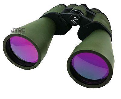 Day/Night 10x-120x90 HUGE Power Zoom Military Grade Hunting Binoculars w/Pouch