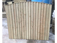 🥇Arch Top Fence Panels / Various Sizes Available