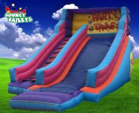 Commercial 10ft high slide