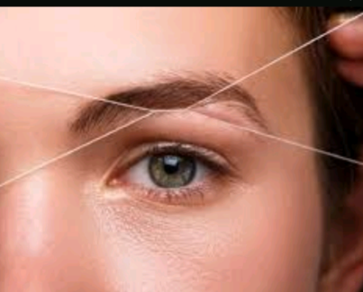 Eyebrow Threading service  $7only