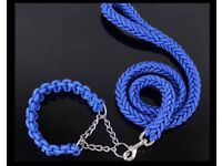 Dog leads and collars